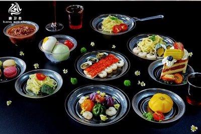 民用(yong)環保餐具